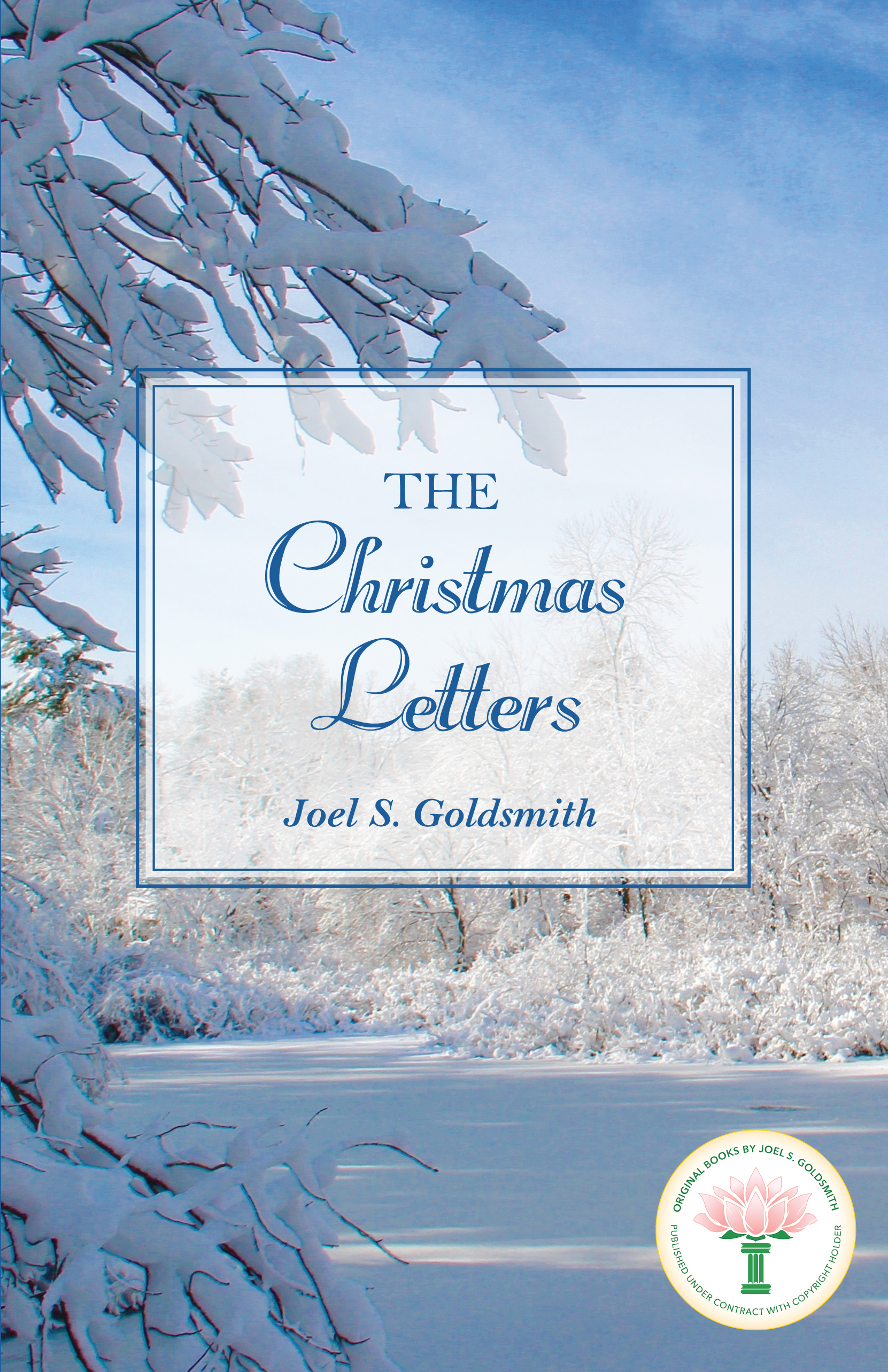 Christmas Letters - coverwseal