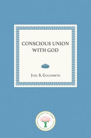 Conscious Union with God cover v1