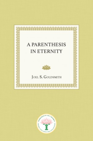 A Parenthesis in Eternity cover v1