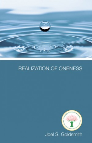 Realization of Oneness cover v1