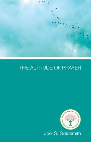 Altitude of Prayer paperback 2017