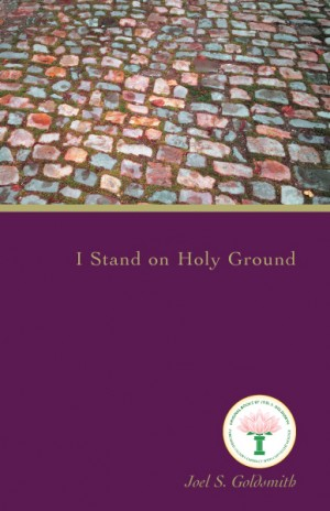 I Stand on Holy Ground cover
